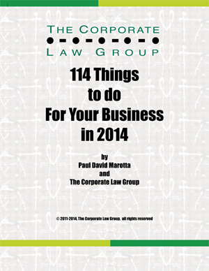 114 Things to do For Your Business in 2014
